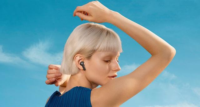 Tai nghe SoundPEATS Air3 cảm biến trong tai, game mode và chất âm hoàn hảo - Ảnh 2.