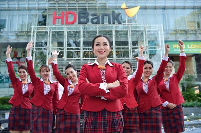 HDBank – Ngân hàng Việt Nam 4 năm liền được vinh danh Nơi làm việc tốt nhất châu Á - Ảnh 1.