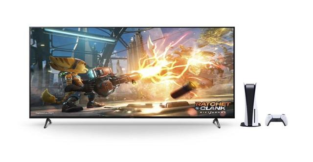 Sony giới thiệu tính năng độc quyền cho PlayStation®5 trên TV BRAVIA XR - Ảnh 1.