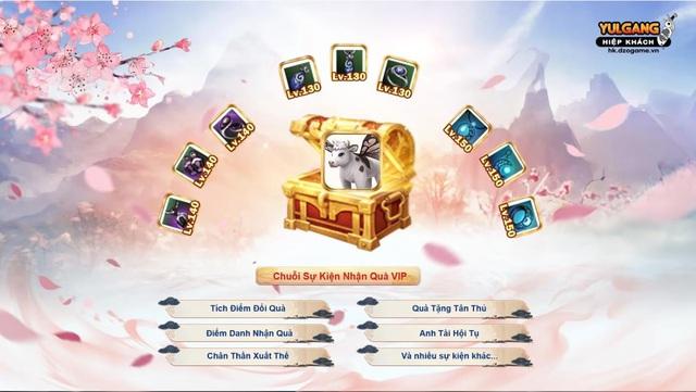 Yulgang Hiệp Khách tái hiện huyền thoại với máy chủ mới cùng nhiều sự kiện hấp dẫn - Ảnh 2.