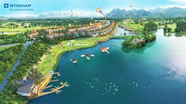 Wyndham Sky Lake: Điểm nghỉ dưỡng lý tưởng dành cho golfer thượng lưu - Ảnh 2.