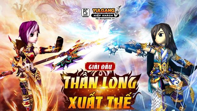 Yulgang Hiệp Khách tái hiện huyền thoại với máy chủ mới cùng nhiều sự kiện hấp dẫn - Ảnh 3.