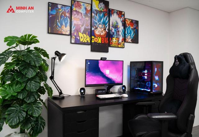 Setup góc làm việc và không gian gaming phong cách của riêng bạn liệu có khó? - Ảnh 5.
