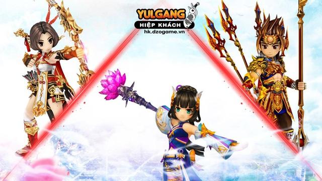 Yulgang Hiệp Khách tái hiện huyền thoại với máy chủ mới cùng nhiều sự kiện hấp dẫn - Ảnh 4.