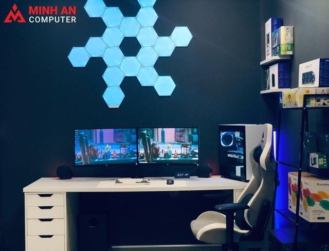 Setup góc làm việc và không gian gaming phong cách của riêng bạn liệu có khó? - Ảnh 6.