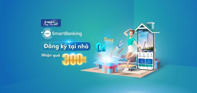 Chọn số tài khoản Như ý trên BIDV SmartBanking từ 0 đồng - Ảnh 1.