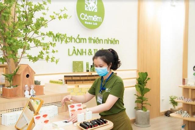 Cỏ Mềm: Thương hiệu Mỹ phẩm thiên nhiên Việt phát triển theo hướng bền vững - Ảnh 1.