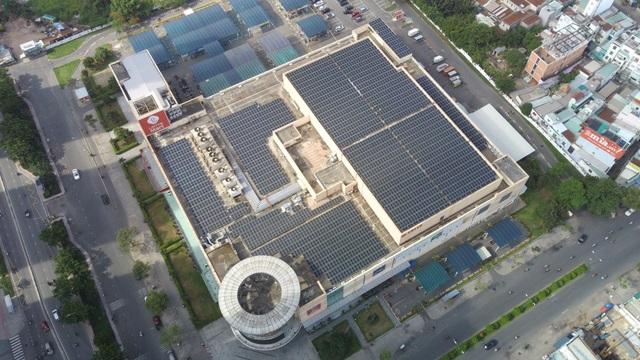 LOTTE Mart hướng tới mục tiêu tiết kiệm năng lượng 8% vào năm 2025 - Ảnh 1.