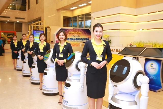 HR Asia Magazine vinh danh Nam A Bank là nơi làm việc tốt nhất châu Á - Ảnh 1.