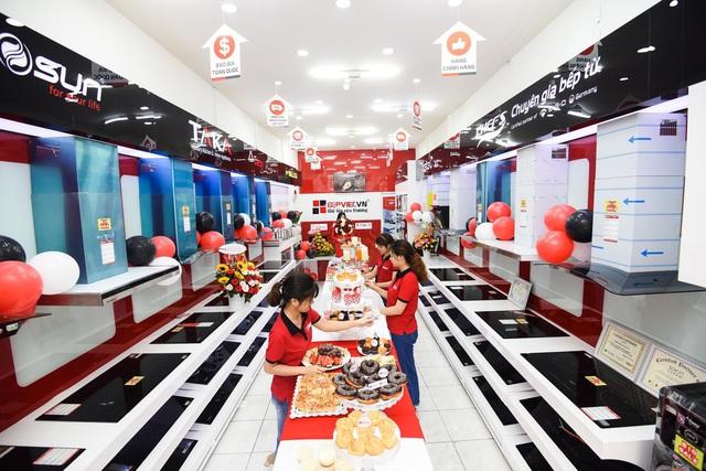 Bepviet.vn: Hành trình 10 năm giữ lửa không gian bếp của người Việt - Ảnh 1.