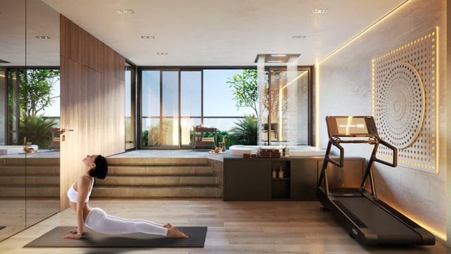 Đỉnh cao penthouse giữa lòng Sài Gòn: Chuẩn Resort, chất thượng lưu - Ảnh 2.