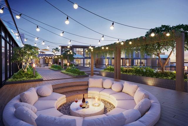 Đỉnh cao penthouse giữa lòng Sài Gòn: Chuẩn Resort, chất thượng lưu - Ảnh 3.