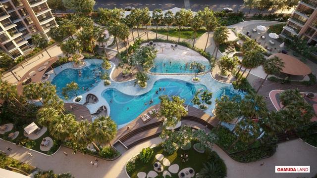 Đỉnh cao penthouse giữa lòng Sài Gòn: Chuẩn Resort, chất thượng lưu - Ảnh 4.