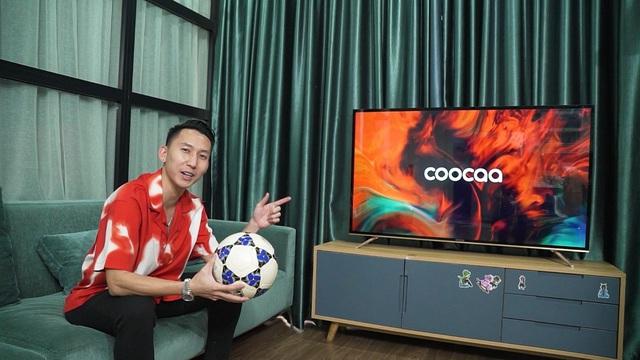 coocaa Super TV bùng nổ cùng bóng đá, cổ vũ đội tuyển Việt Nam - Ảnh 2.