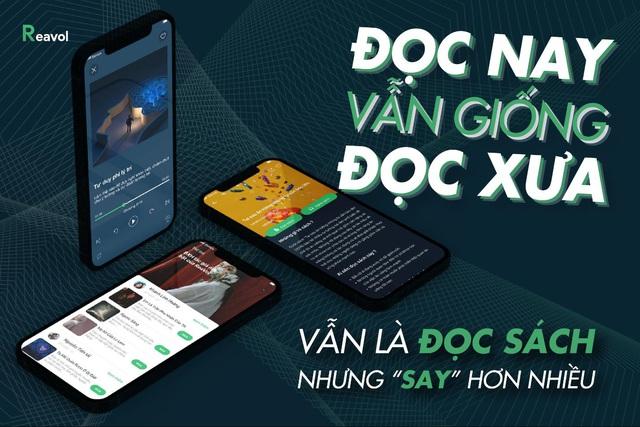 Reavol: Nền tảng nội dung số của người Việt - Ảnh 1.