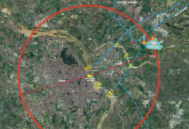BĐS vùng ven - Thị trường tiềm năng cho giới đầu tư Vùng Thủ đô - Ảnh 1.
