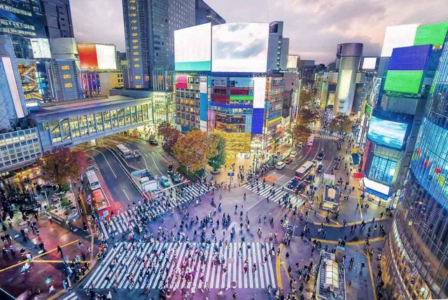 """The 9 Stellars – Bản sắc đô thị kiểu mẫu """"Shibuya"""" thời công nghệ - Ảnh 1."""