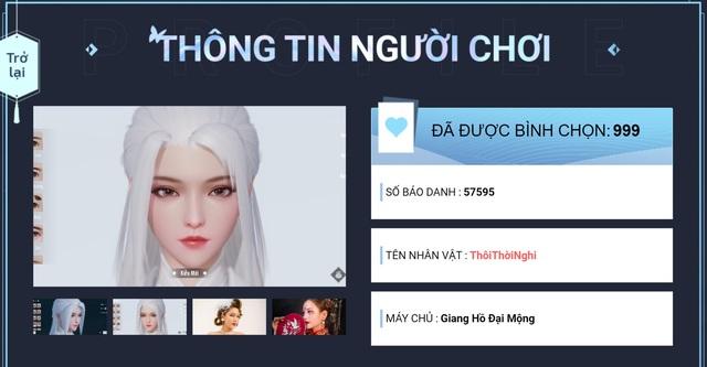 Nhất Mộng Giang Hồ VNG: Nặn mặt xinh, rinh ngay 50 triệu - Ảnh 3.
