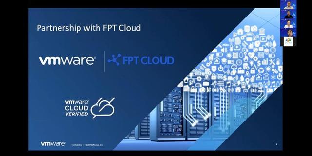 FPT Smart Cloud và VMware thảo luận cách thức chuyển đổi hạ tầng - Ảnh 1.