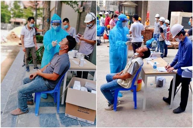 Văn Phú – Invest: Sự khác biệt của an toàn lao động trên công trường - Ảnh 2.