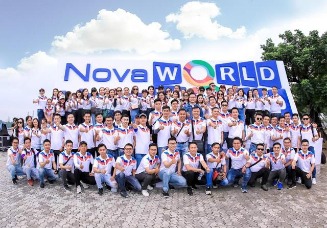 """Novaland được bình chọn là """"Nơi Làm Việc Tốt Nhất Châu Á 2021"""" - Ảnh 3."""