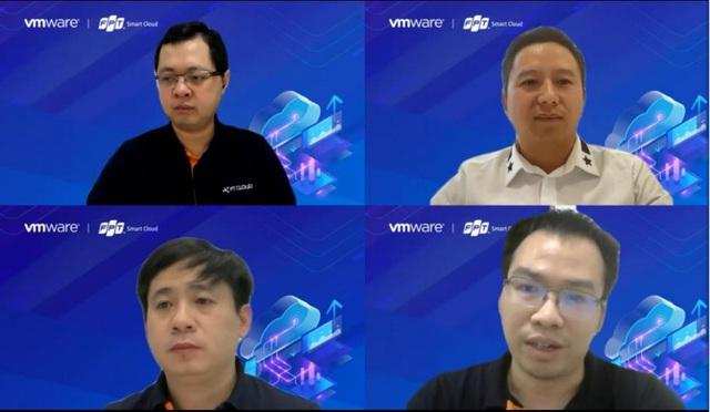 FPT Smart Cloud và VMware thảo luận cách thức chuyển đổi hạ tầng - Ảnh 2.