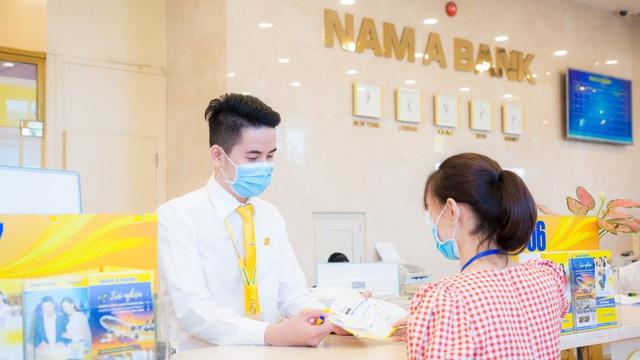 """Nam A Bank – """"Thương hiệu mạnh Việt Nam"""" 6 lần liên tiếp - Ảnh 1."""