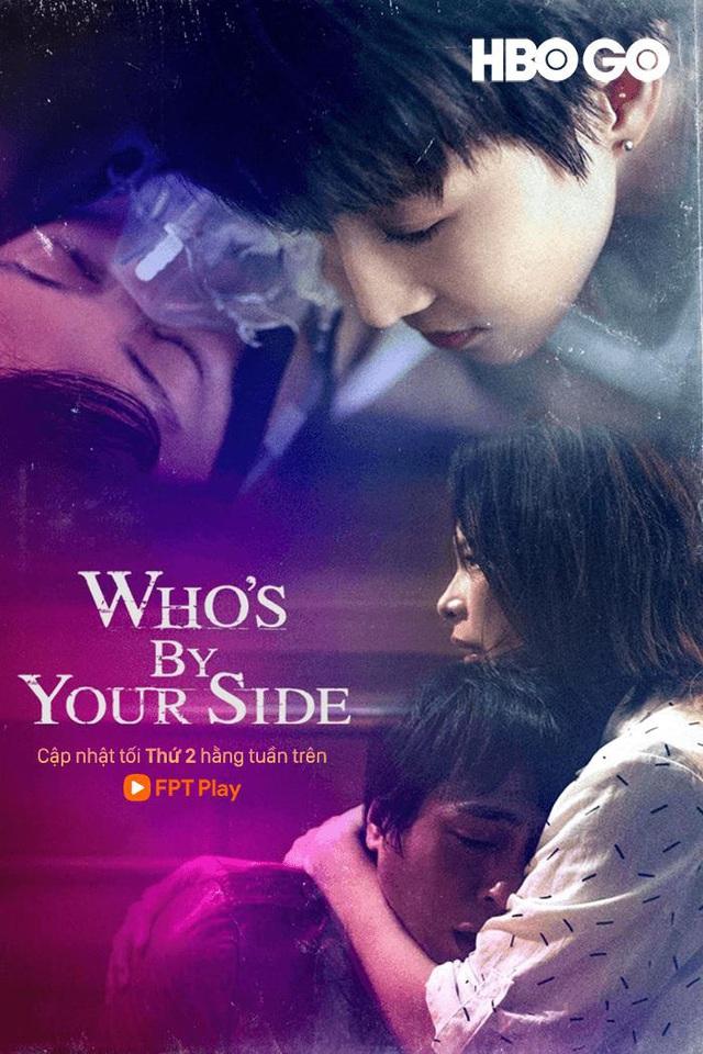 Trương Quân Ninh dằn mặt anh rể cực căng trong Who's By Your Side khiến dân tình giật mình thảng thốt - ảnh 1