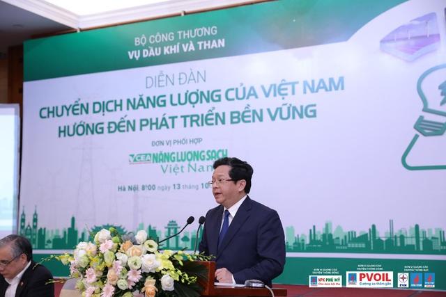 Chuyển đổi cơ cấu năng lượng tại Việt Nam - Ảnh 1.