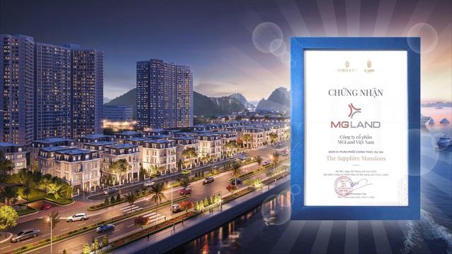 MGLAND chính thức phân phối dinh thự dành cho giới thượng lưu tại Hạ Long - Ảnh 1.