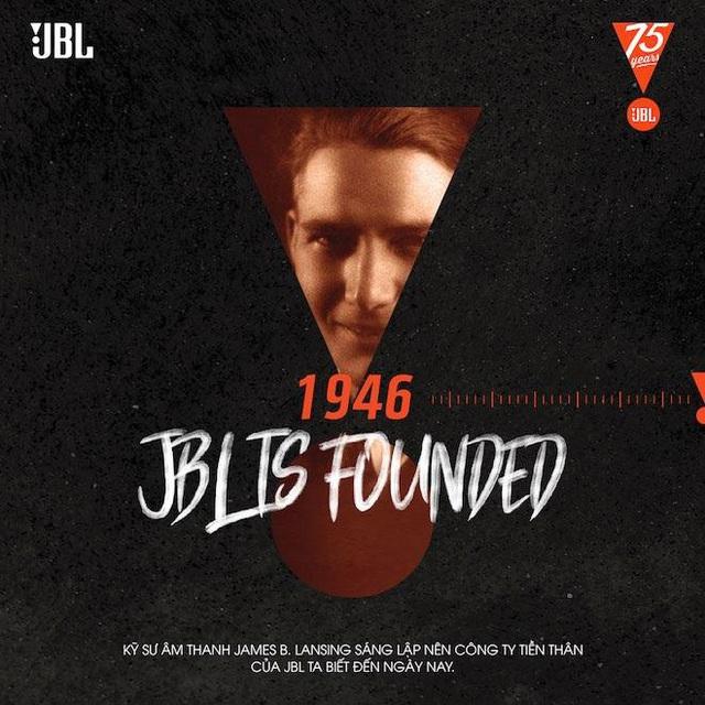 Gen Z biết gì về JBL - Bố già của làng âm thanh thế giới? - ảnh 1