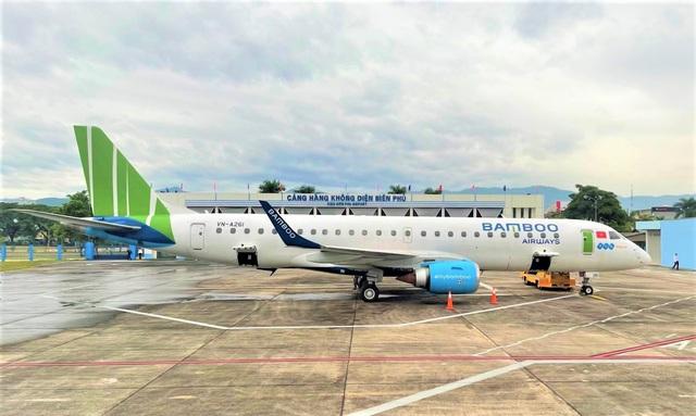 Bamboo Airways khai trương đường bay thẳng Hà Nội/TP Hồ Chí Minh - Điện Biên - Ảnh 2.