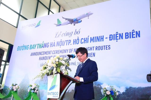 Bamboo Airways khai trương đường bay thẳng Hà Nội/TP Hồ Chí Minh - Điện Biên - Ảnh 3.