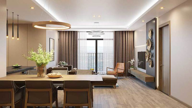 Dự án The Park Home, căn hộ trung tâm chuẩn bị bàn giao - Ảnh 3.