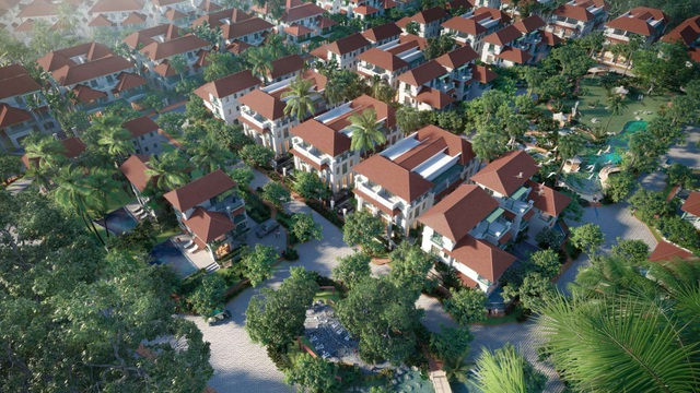 Sun Tropical Village: Giải mã sức hấp dẫn của phân khu Tropical Park - Ảnh 4.
