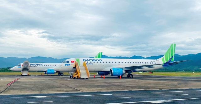 Bamboo Airways khai trương đường bay thẳng Hà Nội/TP Hồ Chí Minh - Điện Biên - Ảnh 5.