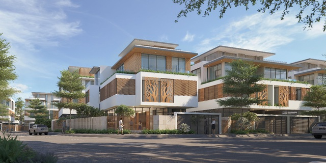 Meyhomes Capital Phú Quốc sắp ra mắt biệt thự phong cách Hawaii - Ảnh 1.