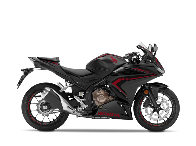 Honda triệu hồi 3 dòng mô tô CBR500R, CB500F và CB500X ở Việt Nam