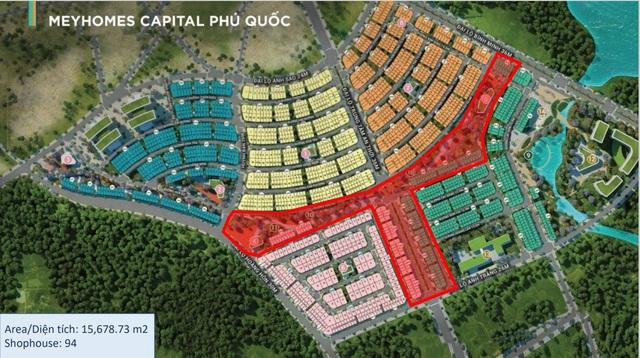 """Tập đoàn Tân Á Đại Thành hợp tác cùng Daewoo E&C xây dựng """"phố Hàn Quốc"""" tại Meyhomes Capital Phú Quốc - Ảnh 1."""