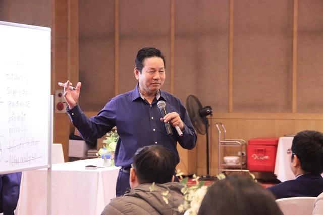 """Global miniMBA - biện pháp giải quyết triệt để """"lỗ hổng"""" quản trị của dân công nghệ Việt - Ảnh 1."""
