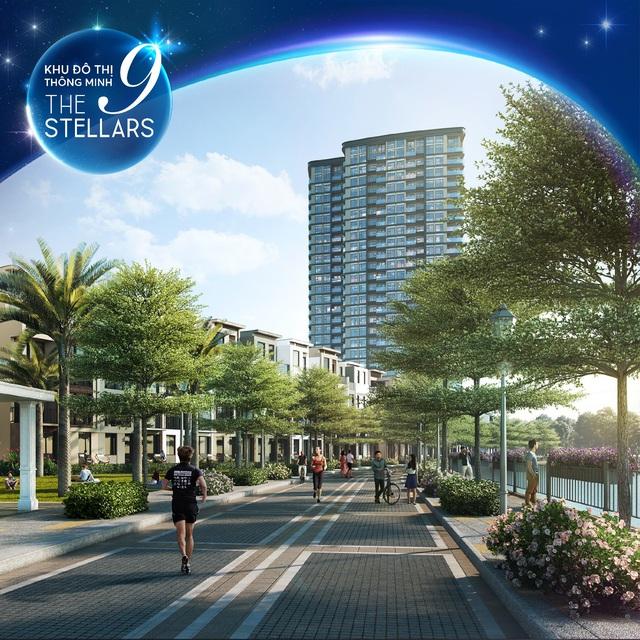 The 9 Stellars – Lựa chọn cuộc sống thông minh giữa thành phố Thủ Đức - Ảnh 1.