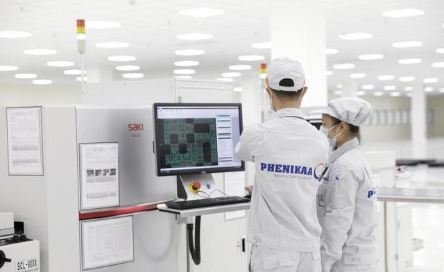 Phenikaa – Những bước đi vững chắc trong lĩnh vực công nghiệp - Ảnh 3.
