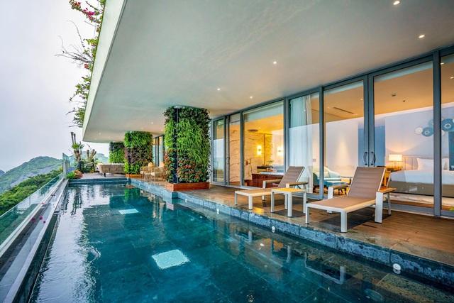 Premium Ocean Villas - Thiên đường nghỉ dưỡng bốn mùa bên vịnh Lan Hạ - Ảnh 1.