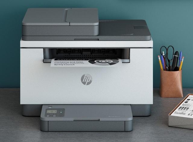 Máy in HP LaserJet M200: Nhỏ gọn mạnh mẽ, tốc độ in 2 mặt nhanh - Ảnh 1.