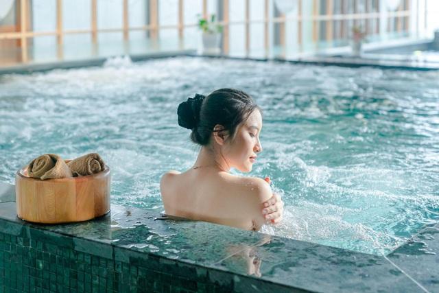 Premium Ocean Villas - Thiên đường nghỉ dưỡng bốn mùa bên vịnh Lan Hạ - Ảnh 2.