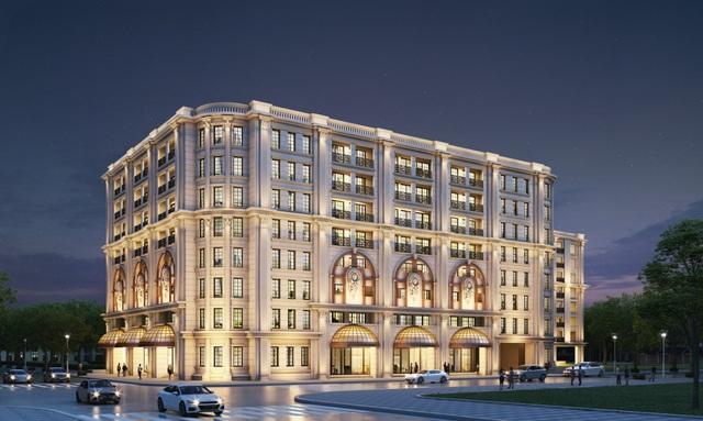 Hà Nội: Ra mắt căn hộ hàng hiệu Ritz-Carlton thứ 5 tại Châu Á - Ảnh 1.