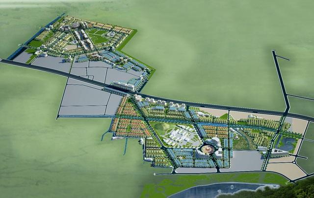 Tập đoàn Nam Cường đẩy mạnh đầu tư dự án Khu đô thị Mỹ Trung tại Nam Định - Ảnh 1.