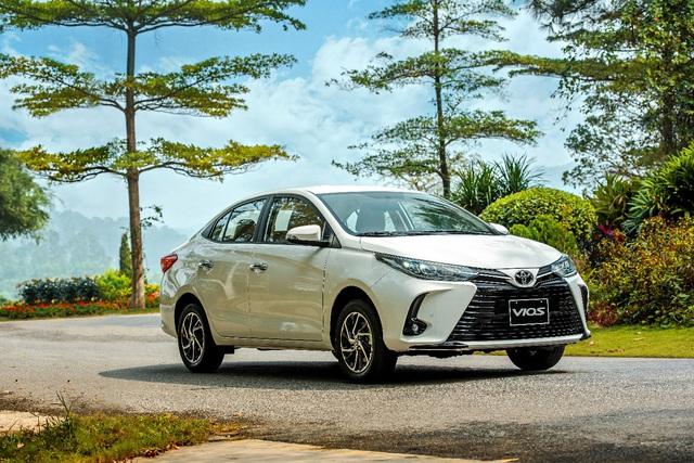 Toyota tung gói ưu đãi bán hàng và dịch vụ hấp dẫn, tri ân khách hàng trong tháng 10 - Ảnh 1.