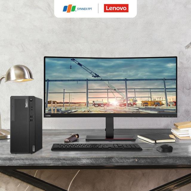Máy tính đồng bộ Lenovo ThinkCentre M70t và M70s: Hiệu năng mạnh mẽ, bảo mật tối đa - Ảnh 1.