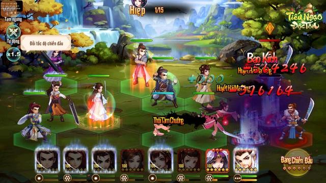 Tiếu Ngạo Độc Tôn VGP – Game Chiến Thuật độc đáo đúc kết tinh túy 60 năm võ học Kim Dung - Ảnh 2.